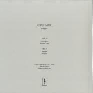 Back View : Codex Empire - PRECIPICE EP - Sacred Court / SCX04