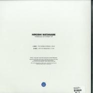 Back View : Hiroshi Watanabe - THRESHOLD OF ETERNITY - Transmat / MS090