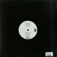 Back View : Annibale O. - THE P.A.V. - Pace Keepin Records / PKPN001