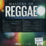 Back View : Various Artists - MASTERS OF REGGAE (LP) - ZYX / zyx82946-1 / 8259064