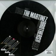 Back View : Tiga & The Martinez Brothers - BLESSED EP PART 1 (PICTURE DISC) - Turbo Recordings / TURBO199