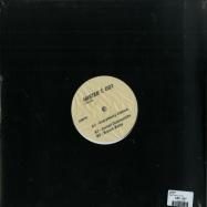Back View : Chevals - MTT001 - Mister T. Records / MTT001