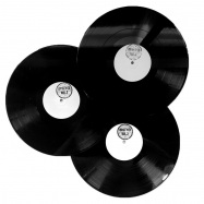 Back View : Unknown - VIBES LTD SALES PACK (3X12 INCH) - Vibes LTD / VIBESPACK001