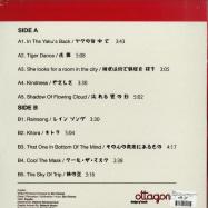 Back View : BE-2 - MINIMUM UNIT OF HUMAN EXISTENCE (LP) - Ottagona Design Of Music / ODOM001