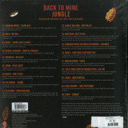 Back View : Various Artists - BACK TO MINE (LTD CLEAR 180G 2LP) - Back To Mine  / BACKLP30I
