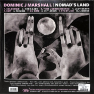 Back View : Dominic J Marshall - NOMADS LAND (LP) - Darker Than Wax / DTW056 / 05194921
