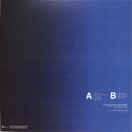 Back View : Aural Imbalance - TRANSPARENT BLUE LP - Stasis Recordings / SRWAX12
