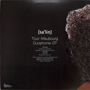 Back View : Tour-Maubourg - DUOPHONIE EP - Salin Records / Salin009