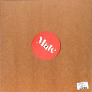 Back View : Javonntte / The Blaxploited Orchestra - BLACK & WHITE - Mate Spain / Mate 005