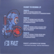Back View : Mandidextrous - THE FLIGHT TO VIENNA & REMIXES (EP + MP3) - PRSPCT Recordings / PRSPCTRVLT027