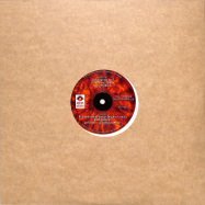 Back View : Jaquarius - ORANGE EYE LP PART 2 (WHITE VINYL) - Zodiak Commune Records / ZC021-2
