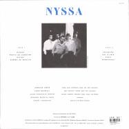 Back View : Nyssa Musique - COMME AU MOULIN (LP) - Ici Bientot / IBLP02