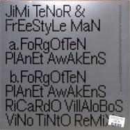 Back View : Jimi Tenor Freestyle Man - FORGOTTEN PLANET AWAKENS (RICARDO VILLALLOBOS REMIX) - Studio Barnhus / BARN075