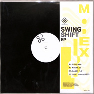 Back View : Modex - SWING SHIFT EP - Polarity Records / POLO-05