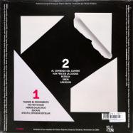 Back View : Vinicio Adames - EL COMIENZO DEL CAMINO (LP) - TrueClass Records / TCLP001