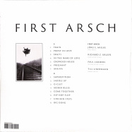 Back View : First Arsch - SADDLE UP (BLACK LP) - Rekorder Digital / 1016292RPI