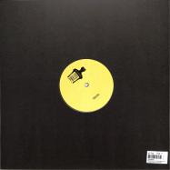 Back View : Johnmon - NECESSARY ADJUSTMENTS EP - PWRLDR Records / PWRLDR01