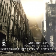 Front View : Anthony Rother - WHEN THE SUN GOES DOWN ( UNDERGROUND RESISTANCE REMIXES ) - Datapunk / dtp035
