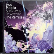 SEVEN WAYS TO WONDER - THE REMIXES (CD)