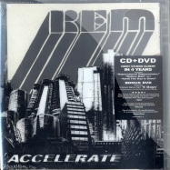 ACCELERATE (CD+DVD)