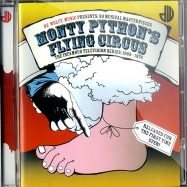 Front View : Monty Pythons Flying Circus Present - THE UNRELEASED TV SOUNDTRACK 1969 - 1974 (CD) - De Wolfe Music / dwcr003