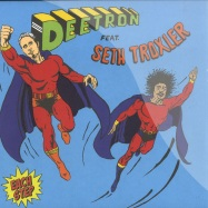 Front View : Deetron feat. Seth Troxler - EACH STEP - Circus Company / ccs045