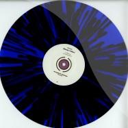 DUST (BLACK / BLUE SPLATTERED VINYL)