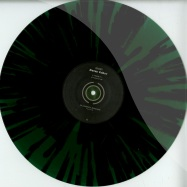 Front View : Alexey Volkov - NOBLE EP (BLACK / GREEN SPLATTERED VINYL) - Planete Rouge / PLR1301