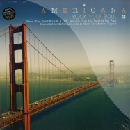 AMERICANA 2 - COMPILED BY ZAFSMUSIC & MARK GOODVIBES TAYLOR (LP+CD)