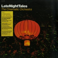 Front View : Various Artists - LATE NIGHT TALES: THE CINEMATIC ORCHESTRA (2X12 LP + MP3) - Late Night Tales / alnlp22 / 7390041