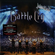 Front View : Judas Priest - BATTLE CRY (2X12 LP + MP3) - Sony Music / 88985302261