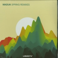 Front View : Various Artists - SPRING REMIXES - Liquicity Records / LIQUICITY010V