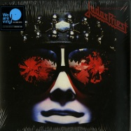 Front View : Judas Priest - KILLING MACHINE (180G LP + MP3) - Sony Music / 88985390811