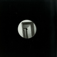 Front View : Harmonious Thelonious - BACKGROUND NOISE - Kontra Musik / KM051