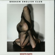 Front View : Broken English Club - WHITE RATS (LP+MP3) - Long Island Electrical Systems / LIES120