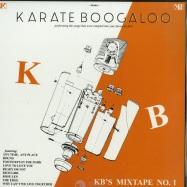 Front View : Karate Boogaloo - KBS MIXTAPE NO. 1 - Karate Boogaloo / KBM01