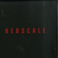 Front View : Grad_U - REDSCALE 01-09 (DOUBLE CD) - redscale / RDSCLCD01