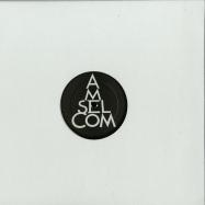 Front View : Arutani - SELF PORTRAIT (O/Y + NINZE REMIXES) - Amselcom / AMSEL031