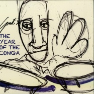 Front View : Guti - THE YEAR OF THE CONGA (2LP) - Cuttin Headz / CHLP001