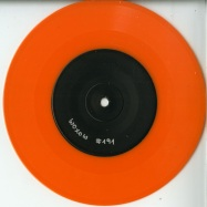 Front View : Woxow / Ken Boothe / Akil From J5 - WOXOW REMIXES (7 INCH, LTD. ORANGE VINYL, HANDSTAMPED) - Little Beat More / LBM002