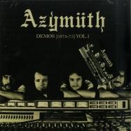 Front View : Azymuth - DEMOS (1973-75) VOL. 1 (LP, 180 G  VINYL+MP3) - Far Out Recordings / FARO210LP1
