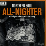 Front View : Various Artists - NORTHERN SOUL ALL-NIGHTER (LP) - Charly / 00135046