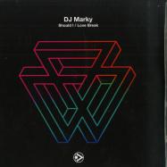Front View : DJ Marky - SHOULD I / LOVE BREAK - Innerground / INN095