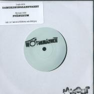 Front View : Motormannen - SAMORDNINGSANSVARET / SVAENGRUM (7 INCH) - Lamour Records / LAMOUR094VIN-AB