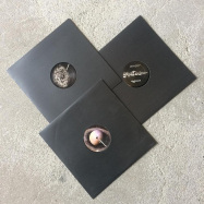 Front View : Dax J / Chris Stanford / Gareth Wild - EARTOGROUND RECORDS SALES PACK 001 (3X12 INCH) - EarToGround Records / ETGPACK001