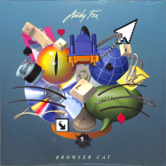 Front View : Andy Fox - BROWSER CAT EP - Sunlover Records / SLR036