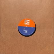 Front View : ILK - EP 3 - Repeat Repeat Repeat / RRR007