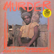 Front View : Toyan With Tipper Lee And Johnny Slaughte - MURDER (LP) - Burning Sounds / BSRLP964