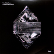 Front View : Various Artists - STONE TECHNO SERIES - CUBIC EP (LTD MARBLED 180G VINYL) - The Third Room / T3R003