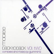 Front View : V/a Mixed By Gummi Hz - BACK TO BACK VOL2 (2CD) - Mobilee / MOBILEECD004